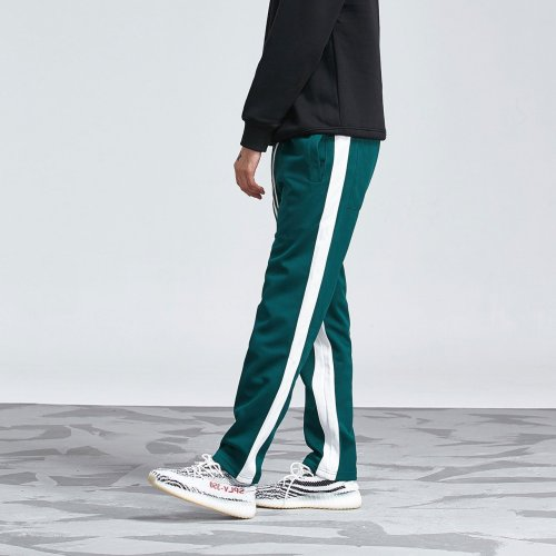 Casual Loose Color Blocking Sport Pants