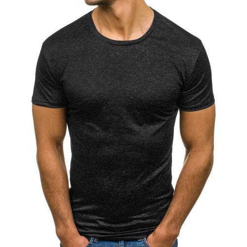 Simple Basic Sports  Short T-shirts