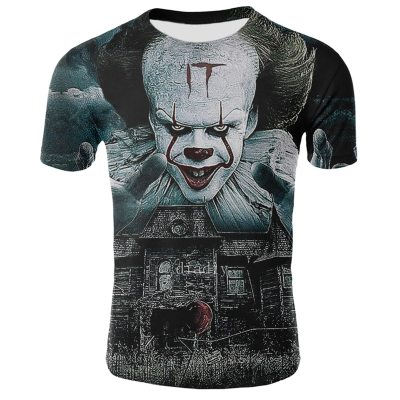 2021 summer new style 3D printing lion men's and women's casual T-shirt fashion trend young handsome T-shirt top