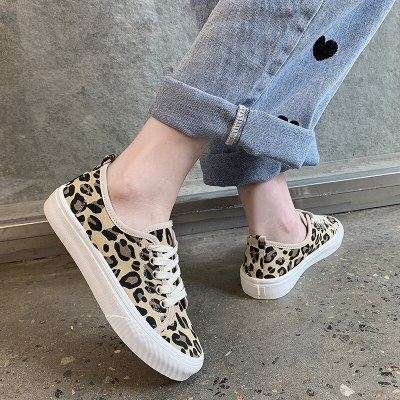 Summer Fashion Green Canvas Shoes for Women 2021 INS Tide Casual Lace Up Vulcanized Sneakers Ladies Office Working Leisure Shoe