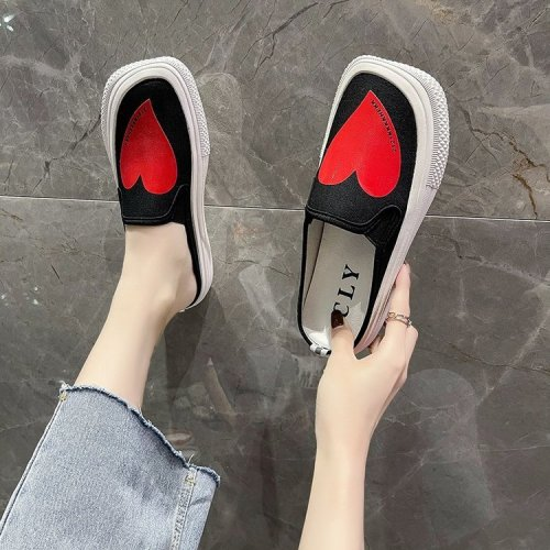 Summer Slipper Women Shoes 2021 New Design of The Square Mules Lovers Shoes Female Slippers Casual and Comfortable Beach Shoes