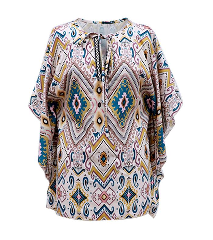 Summer T-shirt Women Harajuku Half Sleeve O-neck Tops Casual Loose Street Print Female Trendy All-match T-shirts