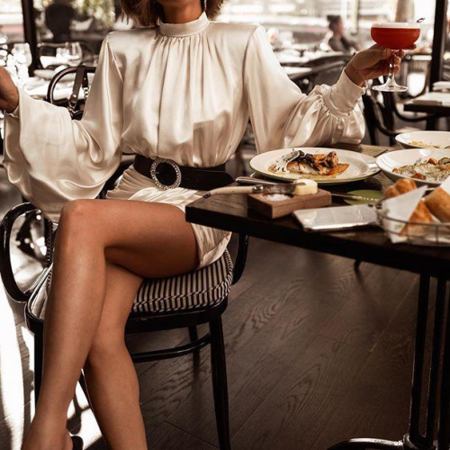 Spring Long Lantern Sleeves Women Dress 2021 White Bodycon Mini Turtleneck Dress Black Sashes Female Elegant Club Party Vestidos