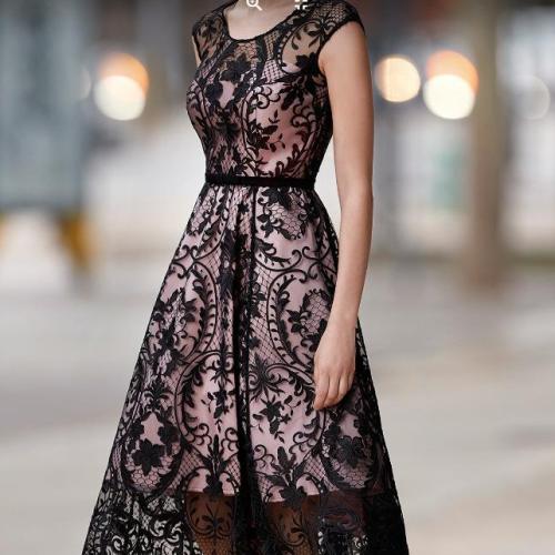 Hot Luxury Elegant 2021 Evening Dress Bride Gown Lace&Sequins Robe de soir Suitable for Parties Plus Size Woman dresses