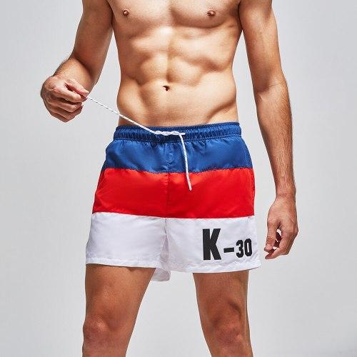 Men's sport running beach Short board pants Summer swim trunk Running pants Quick-drying movement surfing shorts GYM Swimwear