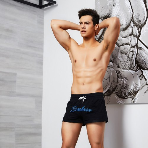 Men Shorts Gyms Fitness Shorts Elastic Waist Crossfit Short Underpants Joggers Quick Drying Streetwear Workout Clothes Shorts