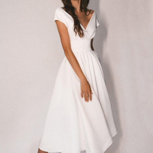 Dress Women Long Dresses Solid V Neck Backless Big Hem Party Night Elegant Sexy Club Bridesmaid Summer Slim 2021 Maxi Vestidos