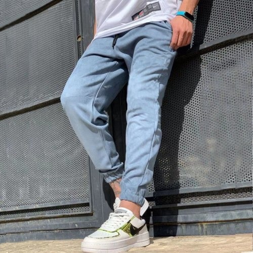 New Men Casual Fitness Bodybuilding Pant Workout Track Bottom Pants Joggers Sweatpants Men's Pants Fitness Skinny Trousers 2021