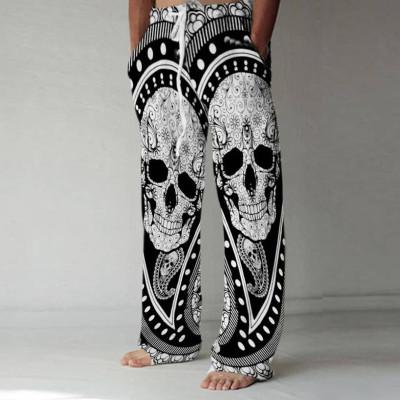 Multi-Pattern Type Hip Hop High Street Pants 2021 New-in Pants