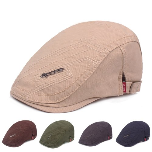 Fashion Summer Korean Style Berets Caps for Men Casual Peaky Blinders Retro Berets Hats Dad Hat Berets for Women Newsboy Caps