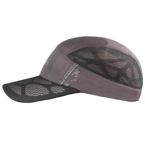 Snapback Hat New Summer Men Women Mesh Caps Ultra-thin Breathable Baseball Cap Adjustable Size Bone Couple Sports Cap
