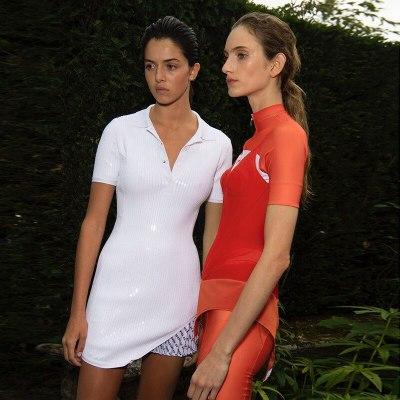 Women Asymmetric Dresses Summer Blocked Dresses Polo Collar Button Up Mini Dress Short Sleeves Preppy Style Dress Pullover Dress