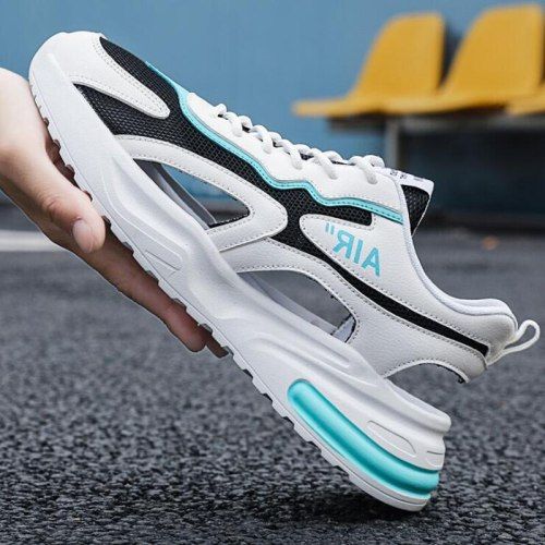 2021 New Air Force Macarons Mesh Comfortable Sports Sandals Breathable White Casual Running Men's Shoes Summer Essentials