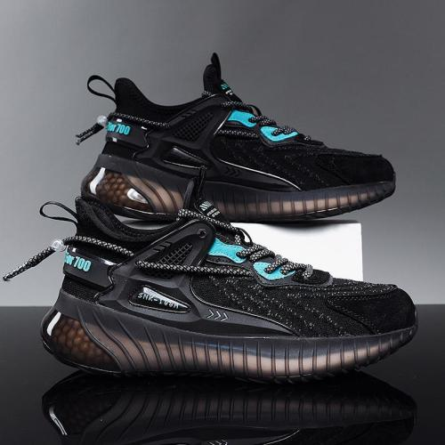 2021 Men Sneakers Outdoor Casual Shoes Running Sneakers Trend Casual Shoe Male Breathable Leisure Sneakers Non-slip Footwear