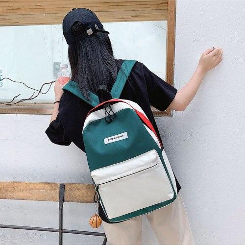 Women Backpack Korean Harajuku Oxford Travel Backpack Female School Bag For Teenagers Girl Shoulder Bag Bagpack Teenage Rucksack