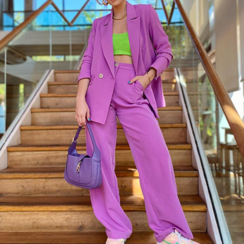 Women's Autumn Loose Suit Two Piece Suit Outfits for Women Spring 2021 Women Fashion Summer Sets for Women