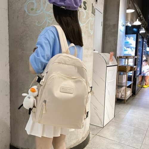 Fashion Laptop Backpack Nylon Women Backpack Anti-theft Shoulder Bag School Bag for Women Girl Notebook Casual Backpack Female