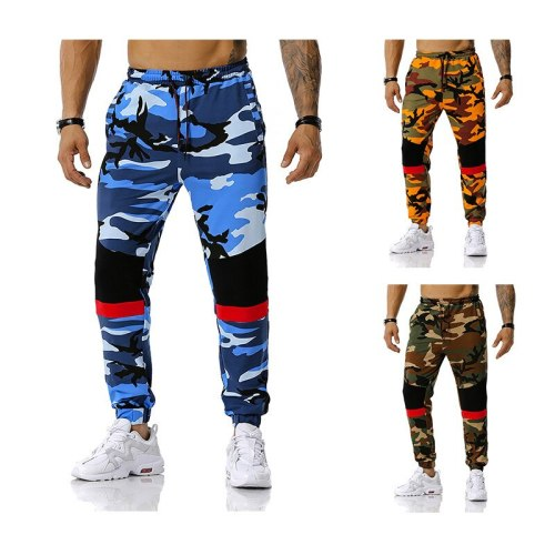 Cargo Pants Military Camouflage Tactical Pants Safari Style Casual Trousers Mens Combat Trekking Trousers Work Pants Overalls