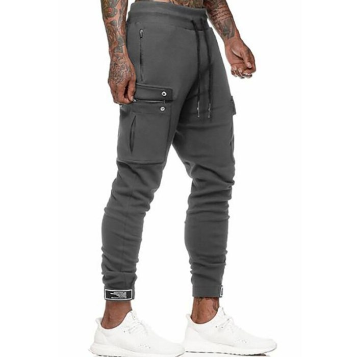 Black Joggers Pants Men Running Sweatpants Quick dry Trackpants Gyms Fitness Sport Trousers Male Summer Thin Training Bottoms