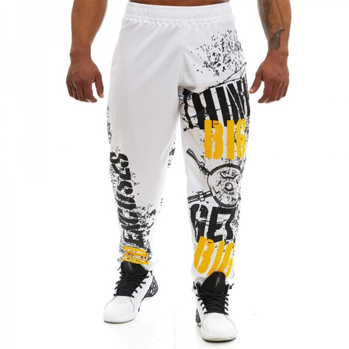 2021 Black Sweatpants Joggers Skinny Pants Men Casual Trousers Male Fitness Workout Cotton Track Pants Autumn Winter Sportswear
