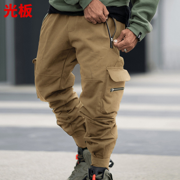 Fashion Spring And Autumn New Men's Casual Pants Trendy Brand Multi-Pocket Trousers Solid Color Loose Straight Leg Cargo Pants Fashion Spring And Autumn New Men's Casual Pants Trendy Brand Multi-Pocket Trousers Solid Color Loose Straight Leg Cargo Pants Fashion Spring And Autumn New Men's Casual Pants Trendy Brand Multi-Pocket Trousers Solid Color Loose Straight Leg Cargo Pants Fashion Spring And Autumn New Men's Casual Pants Trendy Brand Multi-Pocket Trousers Solid Color Loose Straight Leg Cargo Pants Fas