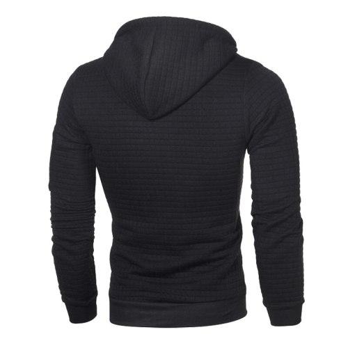 Men's Hoodies Spring Autumn Sportswear Long Sleeve Casual Hooded Coat Mens Brand Clothing Male Sweatshirt