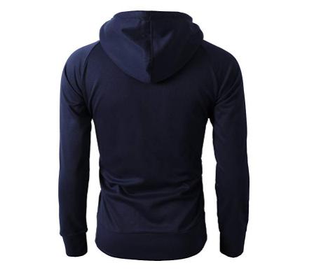 Men'S Hoodies Military Hoody Coats Long-Sleeved Hooded Men Sweatshirt Sportswear Streetwear
