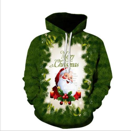 Nature Landscape Hoodies Tree 3D Print Fashion Hooded Sweatshirt Men Women Casual Hoodie Pullover Christmas Hip Hop Coat Clothes