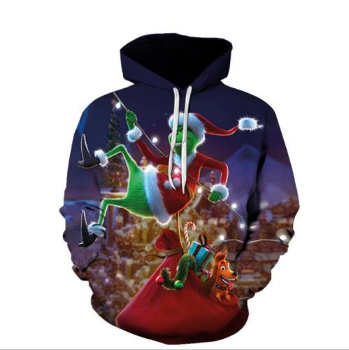 Customization 2021 summer Fashion Men Hoodie 3D Printed  Long sleeve pullover Unisex Casual Jacket