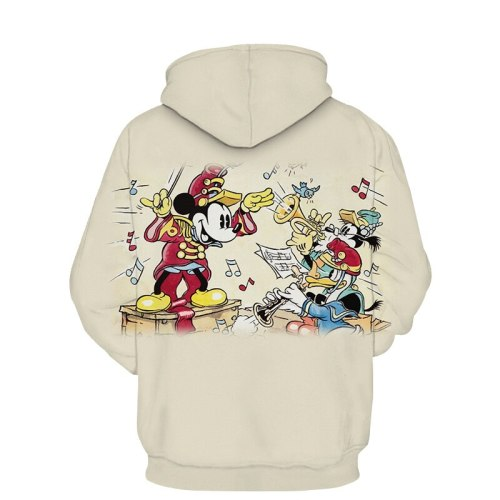 New mens anime hoodie 3D printing cartoon mens/womens Hoodies  jumper Hip hop jacket Loose plus size hoodie Streetwear