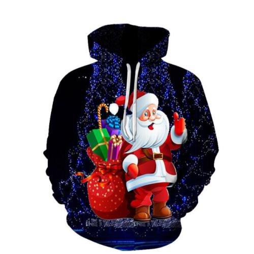 Super Cool Hoodie  Cartoon 3D Print Pullover Loose Comforty Sweatshirt Harajuku Street Clothing Spring/Winter