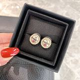CHANEL EARRINGS WITH GIFT BOX 101632