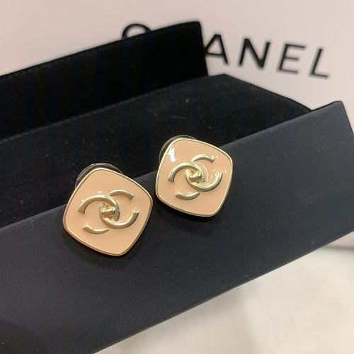 CHANEL EARRINGS WITH GIFT BOX 101626