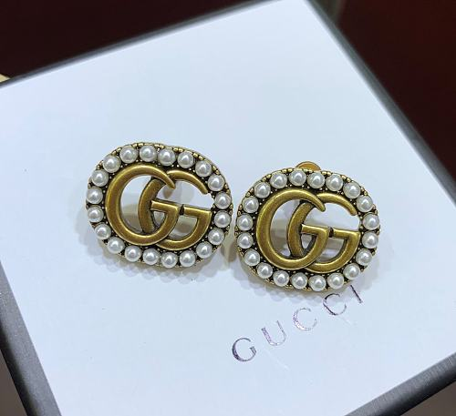 GUCCI EARRINGS WITH GIFT BOX 101622