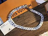 LOUIS VUITTON BRACELET NECKLACE SET  WITH GIFT BOX 102169