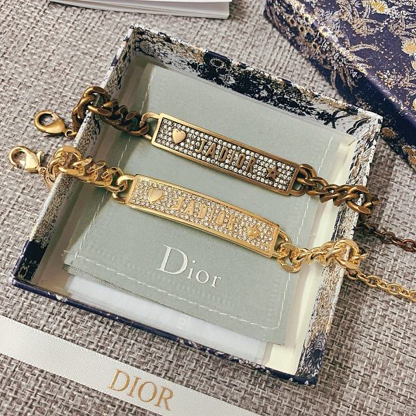 DIOR BRACELET SET WITH GIFT BOX 102170