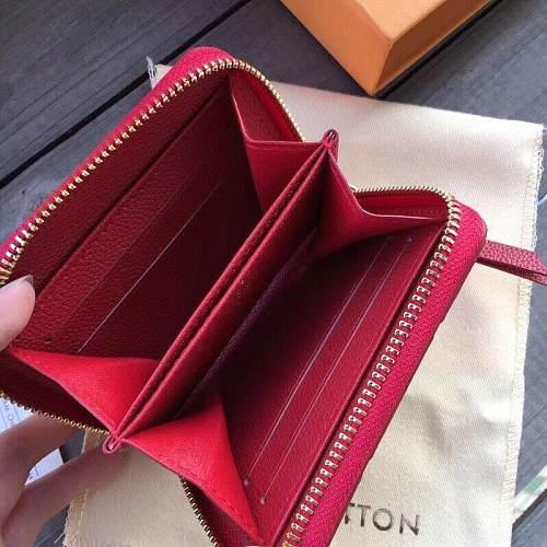 Louis Vuitton M60067 LV ZIPPY COIN PURSE 101033