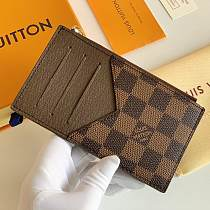 Louis Vuitton M64038 LV Coin Card Holder 101588