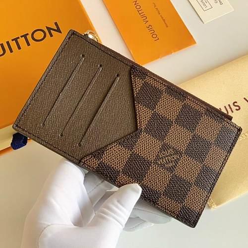 Louis Vuitton M64038 LV Coin Card Holder 101588