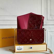 Imitated LOUIS VUITTON M61276 LV POCHETTE FELICIE BAG 100735
