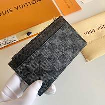 Louis Vuitton M64038 LV Coin Card Holder 101584