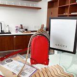 GUCCI Padlock Apple Series-Classic LOGO, top work bag