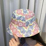 LOUIS VUITTON FISHERMAN  HATS PINK & BLUE 82KKG025
