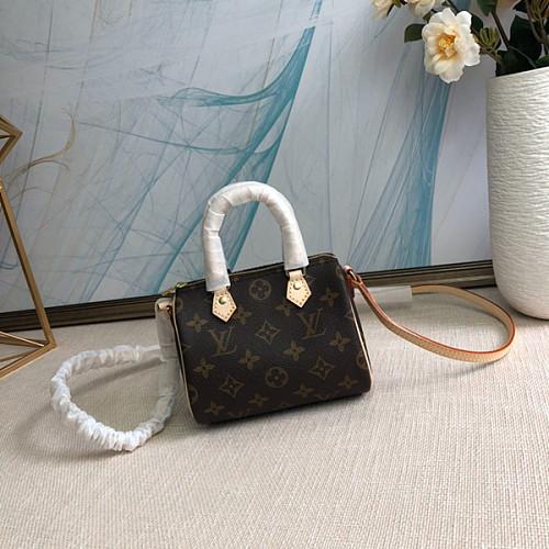 Louis Vuitton M61252 Nano Speedy Bag