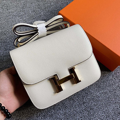 Hermes comstance Constant Stewardess Bag Material: Palm-print cowhide