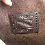 COACH Alie Shoulder Bag 18 In Signature Jacquard With Snakeskin Detail
