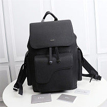 DIOR 89288-1 GRAINED CALFSKIN  BACKPACK