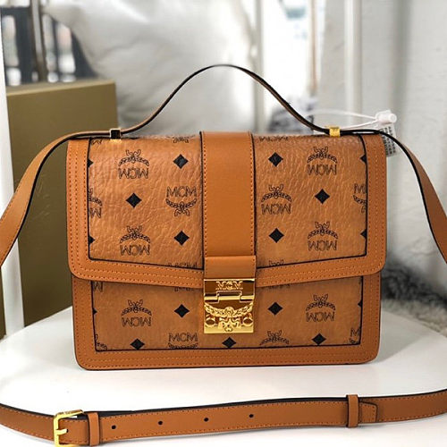 Replica AAA MCM shoulder bag new messenger bag