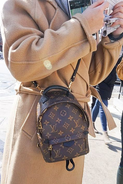 Imitation of high-quality Louis Vuitton M44873 Palm Springs Mini Backpack