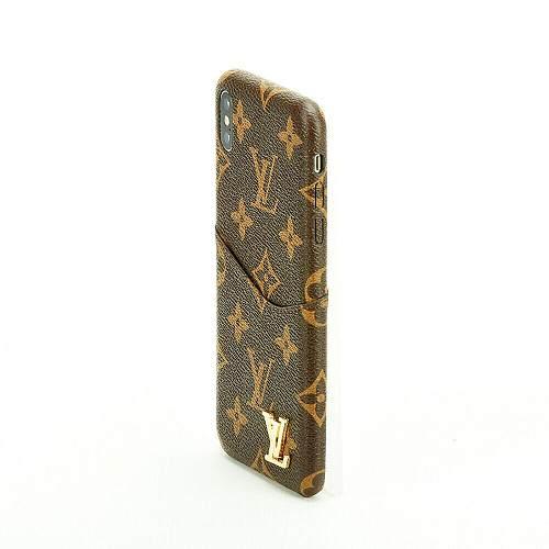 LOUIS VUITTON Classic Monogram Card-Holder iPhone Case